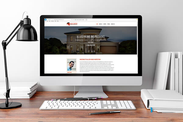 Home Inspection Software Website Package